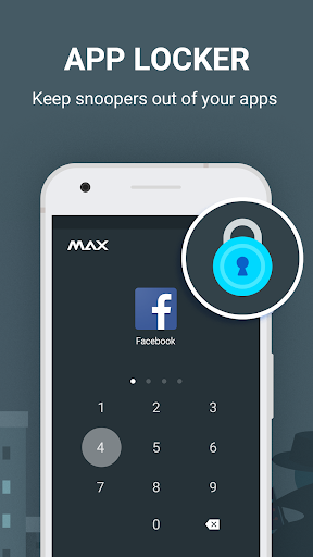 Super Speed,Clean,Security-MAX app (apk) free download for Android/PC/Windows screenshot