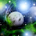 3D Space Live Wallpaper icon