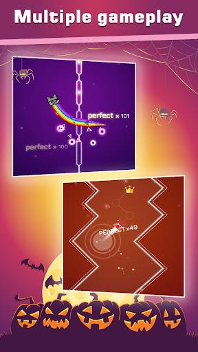 Dot n Beat - Magic Music Game fond d'écran 2