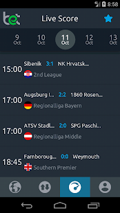 Football Bet Analyser - náhled