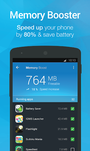 Battery Booster Speed Touch HD