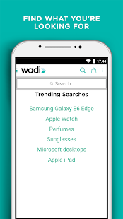 Wadi - Online Shopping App - náhled