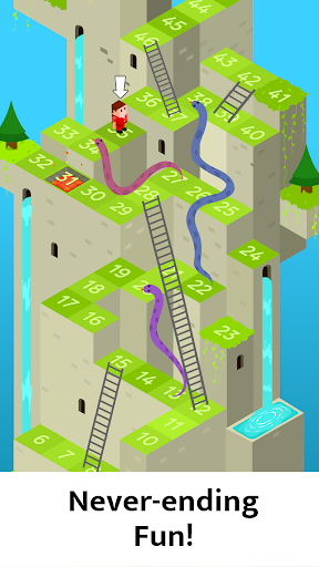 ud83dudc0d Snakes and Ladders - Free Board Games ud83cudfb2 3.0 screenshots 14