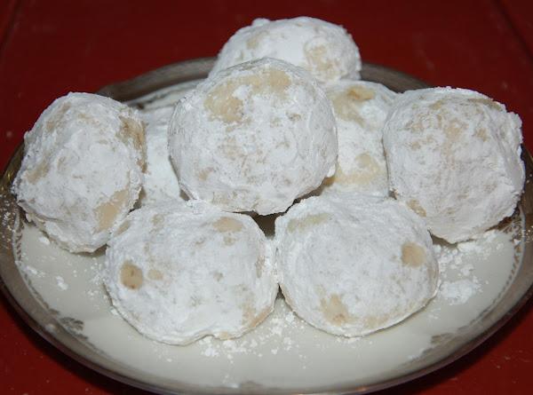 Russian Tea Balls Recipe