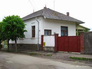 Photo: Str. Mihai Eminescu, Nr.5, casa ce are la fatada dinspre Piata Republicii, Bustul lui Mihai Eminescu - (2010.05.17)