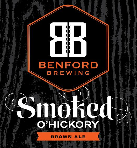 Logo of Benford Smoked O'Hickory