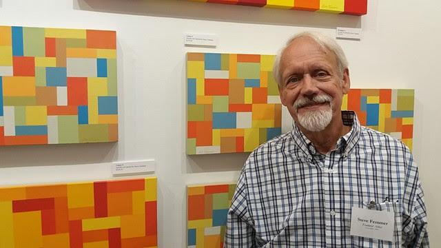 Artist Steve Femmer