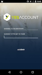 YesAccount- screenshot thumbnail