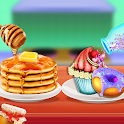 Bakery Business Store: Kitchen Cooking Games icon