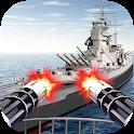 Navy Battleship Attack 3D icon