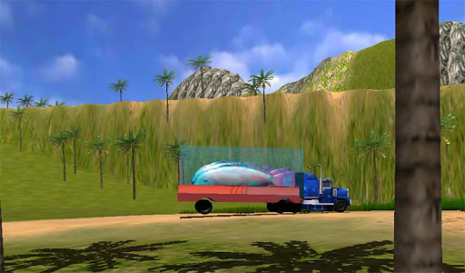 Transport Truck Shark Aquarium screenshot 17