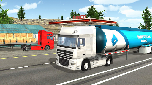 Truck Driving Simulator 2020 1.27 screenshots 3