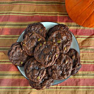 Chocolate Chunk Pumpkin Seed Cookies Recipe