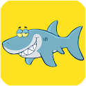 Sea Animals & Shark Fishing icon