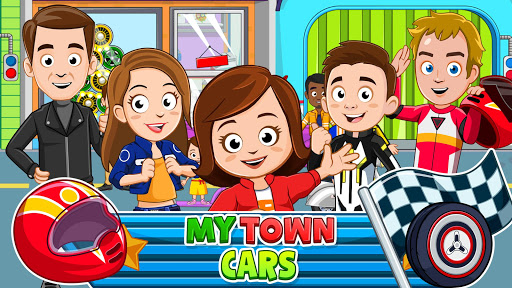 My Town: Car Garage. Wash & Fix kids Car Game 1.01 screenshots 1