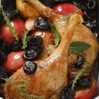 Duck and Prune Roast