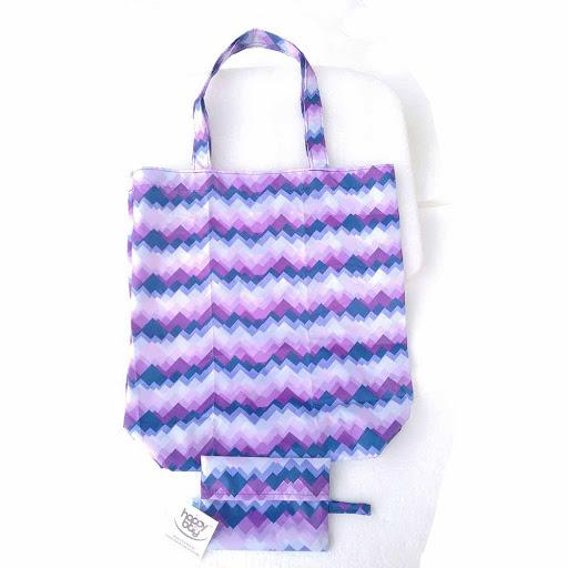 bolsa ecologica happy bag colores surtidos