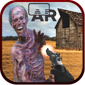 Zombie Shooter Game AR Dead Walking icon