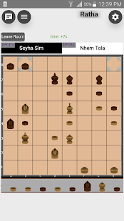 Ouk Chaktrong Online-Chess - náhled