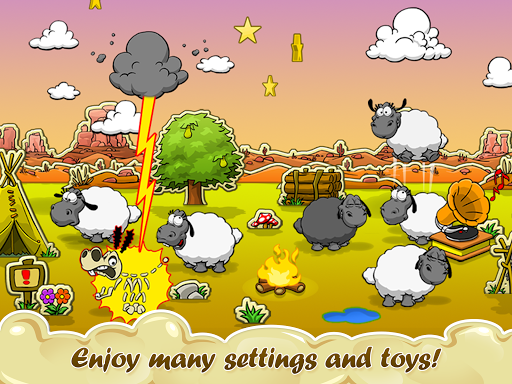 Clouds & Sheep screenshot 3