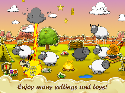 Clouds & Sheep- screenshot thumbnail
