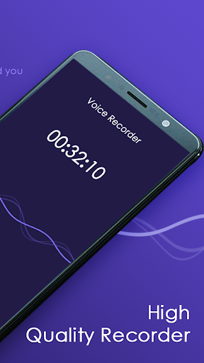 Screenshot for Voice Recorder, Audio Recorder & Sound Recording in United States Play Store