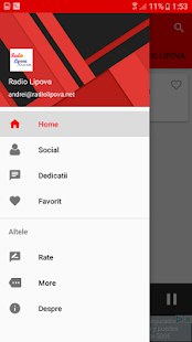 Radio Lipova- screenshot thumbnail