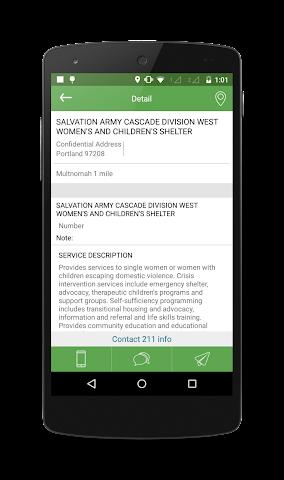 android 211info Screenshot 3