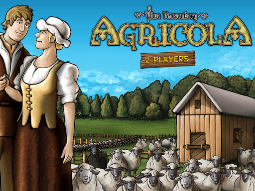 Agricola All Creatures... - screenshot