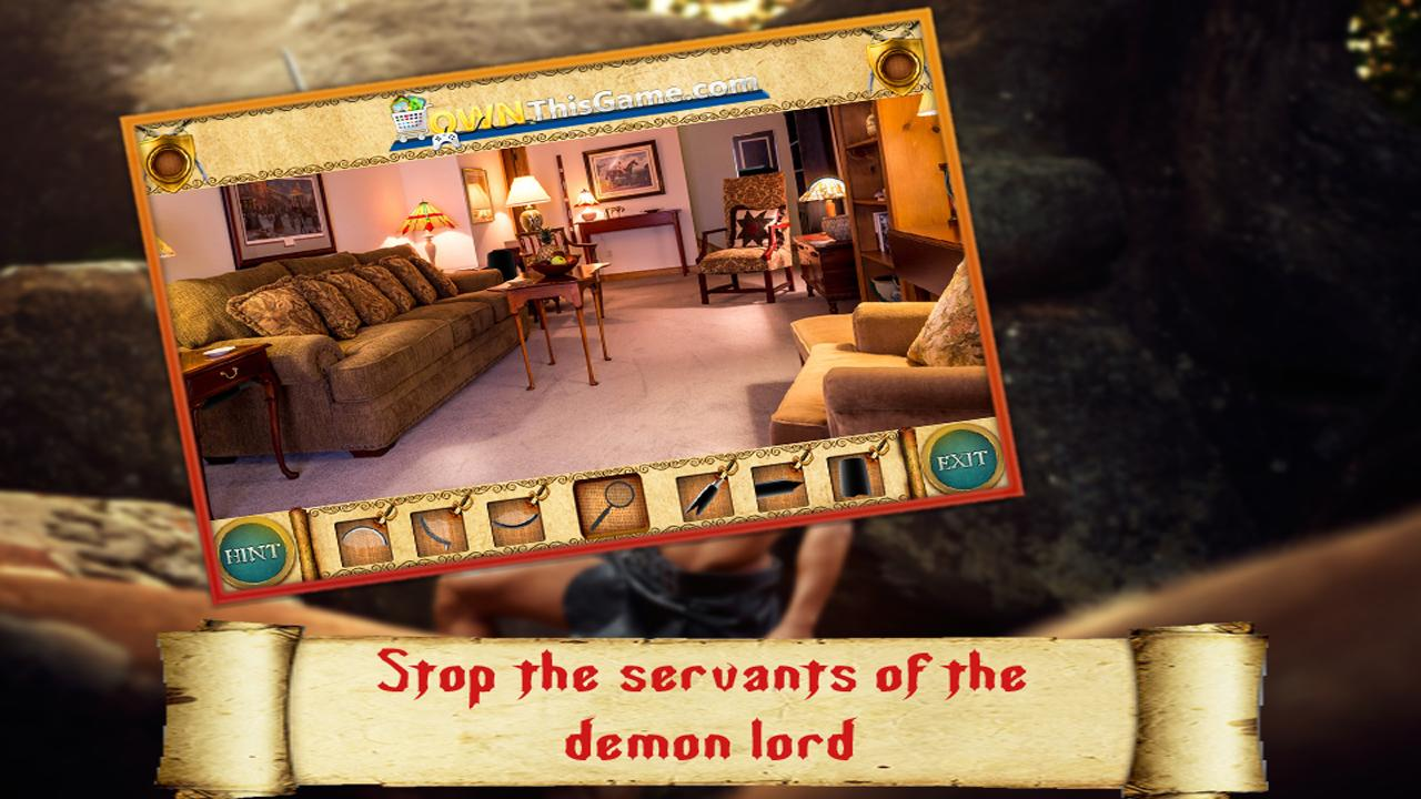 Free Hidden Object Games Free New Legend Of Sword- screenshot