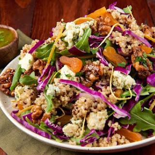 Candied Walnut Salad Brown Sugar Recipes