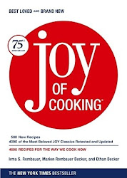 Joy of Cooking - Irma S. Rombauer