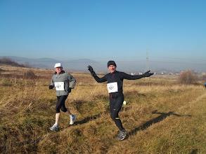 Zdjęcie: Zenek dzielnie walczył z trasą i dystansem !
