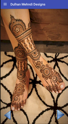 Bridal Mehndi Designs 2019 - Dulhan Wedding Mehndi 1.6 screenshots 1