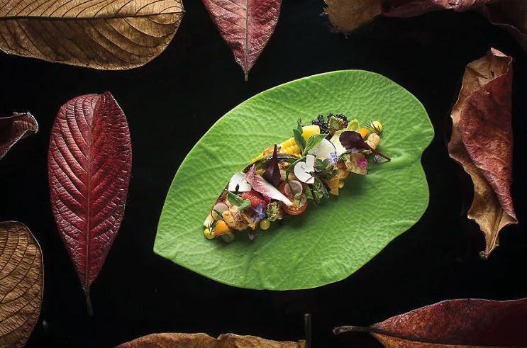 Michelin awarded restaurants singapore