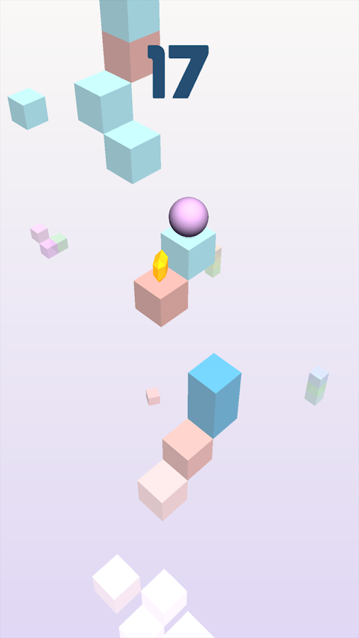 Cube Skip- screenshot
