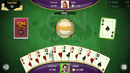 Gin Rummy – Offline APK Download – Free Card GAME for Android 5
