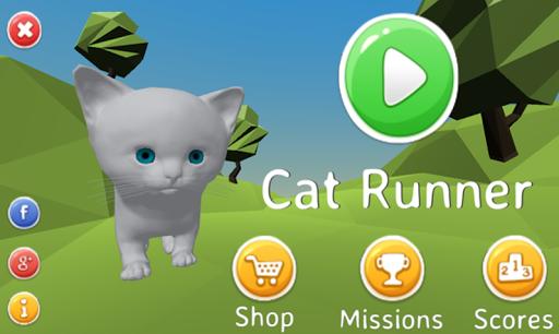 玩免費賽車遊戲APP|下載猫ランナー app不用錢|硬是要APP