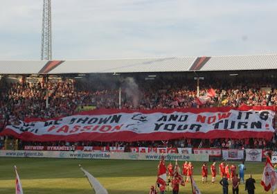 Antwerp opent tweede periode met 0-0 gelijkspel tegen Cercle Brugge onder striemende fluitconcerten