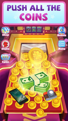 Lucky Coin Dozer - Free Coins 1.1.4 screenshots 2