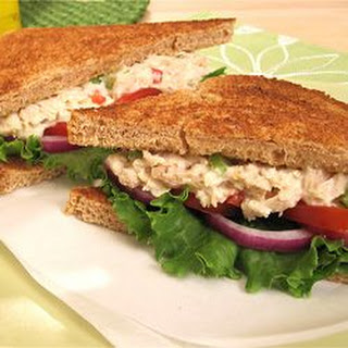 Fiery Chicken Salad