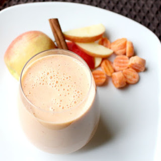 "Healthy ""Dreamsicle"" Smoothie."