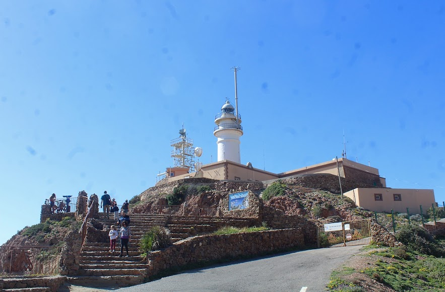Parque Natural Cabo de Gata-Níjar, Faro de Cabo de Gata.