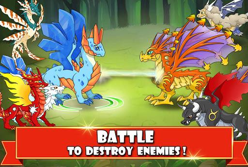 Dragon Battle  captures d'u00e9cran 7