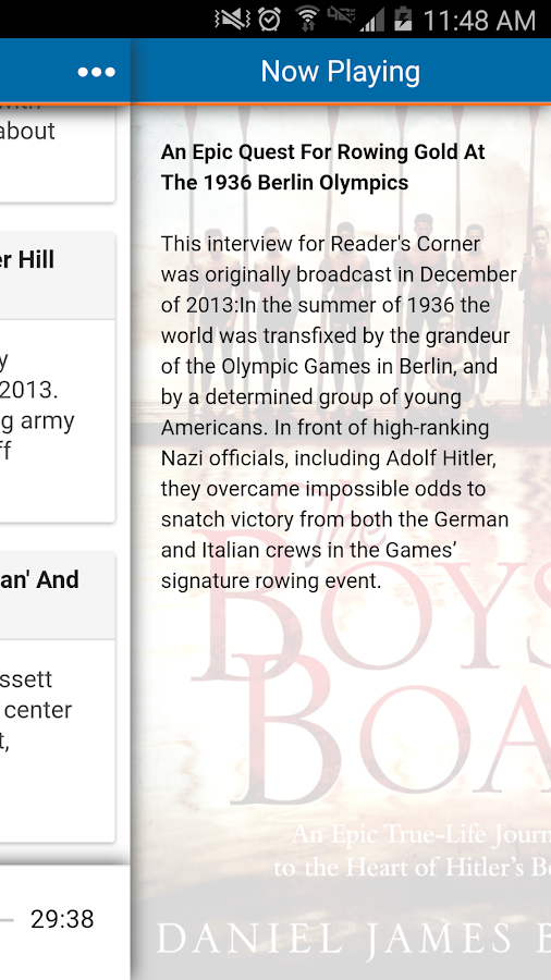 Reader's Corner- screenshot