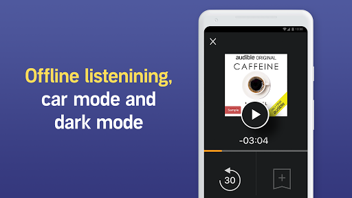 Audio Books, Stories & Audio Content by Audible screenshot 6