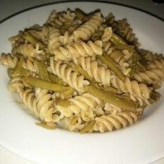 Pasta Con Acciughe E Fagioli