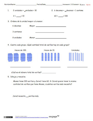 Evaluate homework and practice module 3 lesson 2 answers
