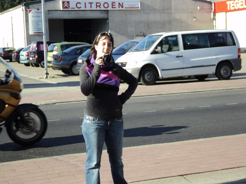 Photo: Katrien - MTB Overijse Fotoshoot 2010