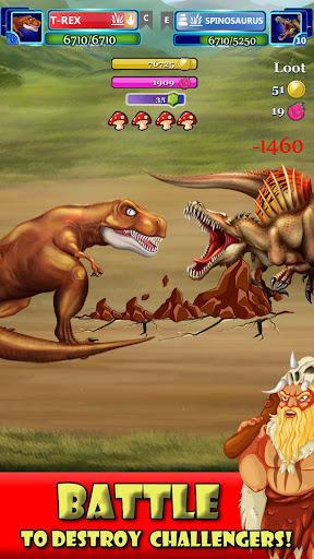 DINO WORLD - Jurassic dinosaur game 10.14 screenshots 2